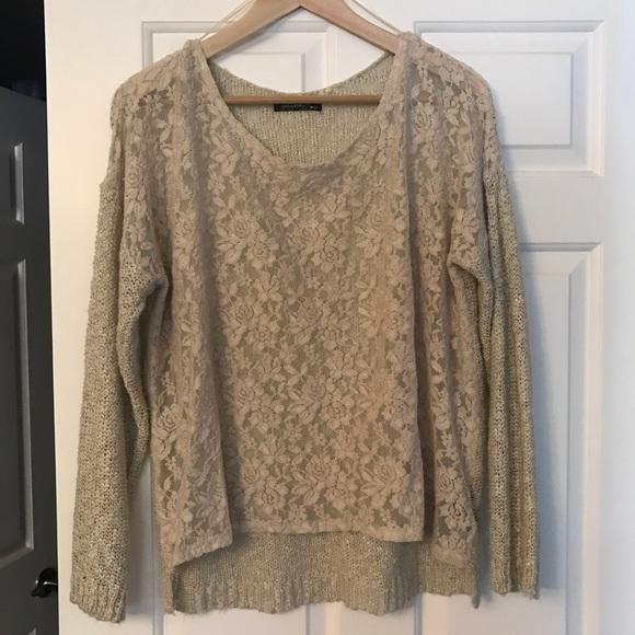 QED London Sweaters - qed london light sweater